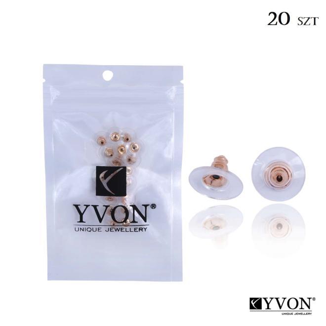 YVON  Stopery złote_ST002 Упаковки  оптом