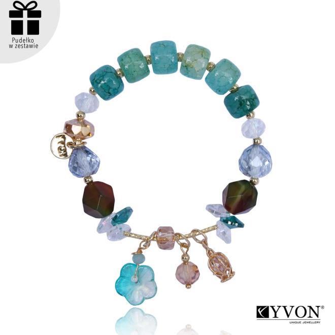 YVON  Bransoletka LOVELY STONES B02339 Браслет  оптом