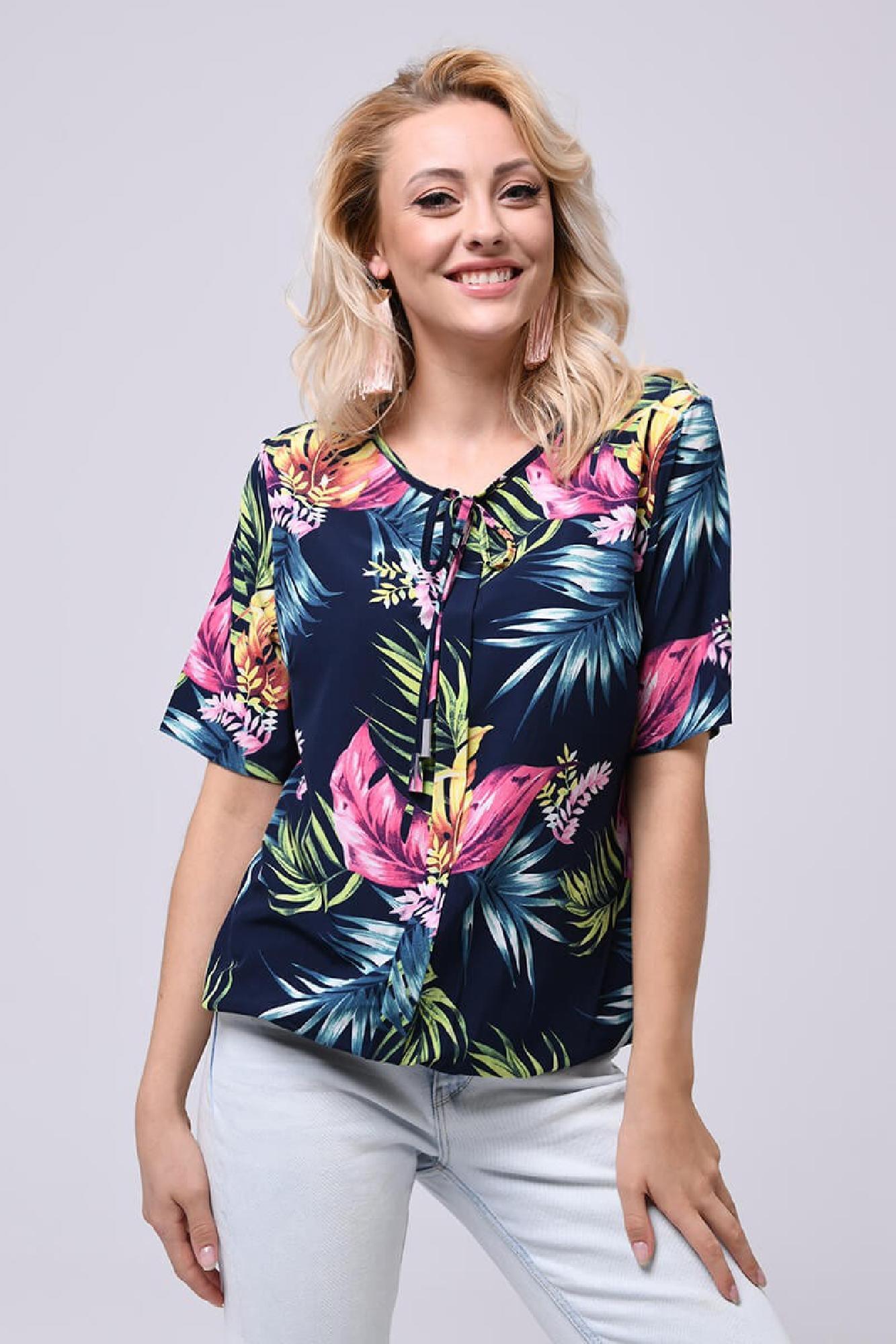 VITESI  3248F Блузка Многоцветный оптом