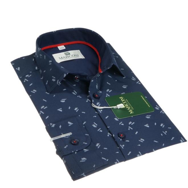 Marconi  1387 SML Рубашка для мальчиков  оптом