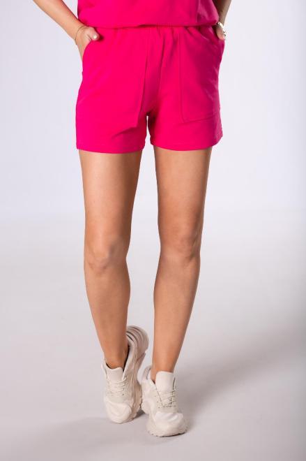 Bien Fashion  dresowe szorty M84070 Брюки Розовый оптом