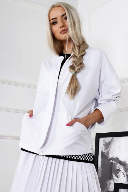 Alekssandra  Bluza ADIDA Блуза Белый оптом