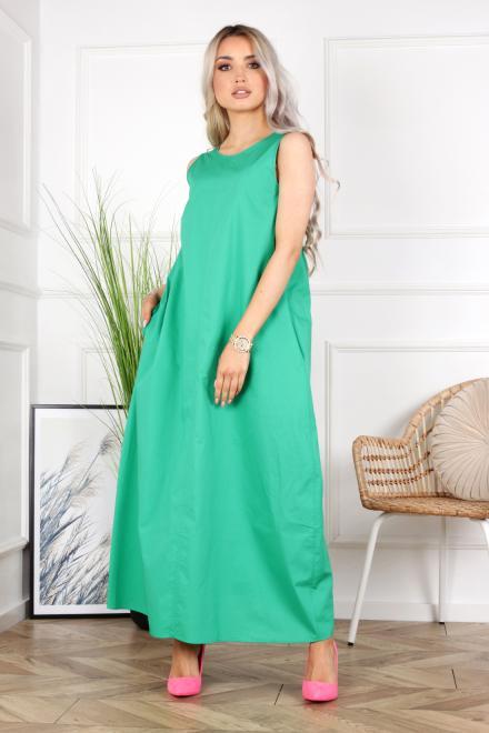 Alekssandra  Sukienka KOR  Платье Зеленый оптом