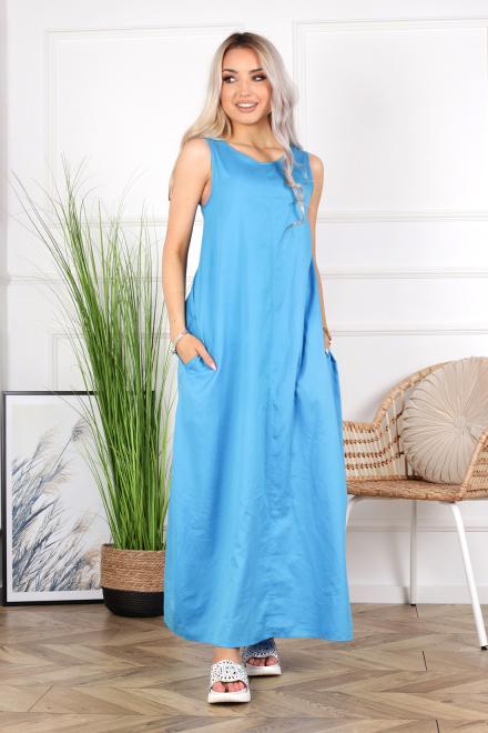 Alekssandra  Sukienka KOR  Платье Голубой оптом