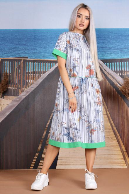 Alekssandra  Sukienka IZZY  Платье Цветной оптом