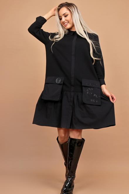 Alekssandra  CORVETTA  Платье черный оптом