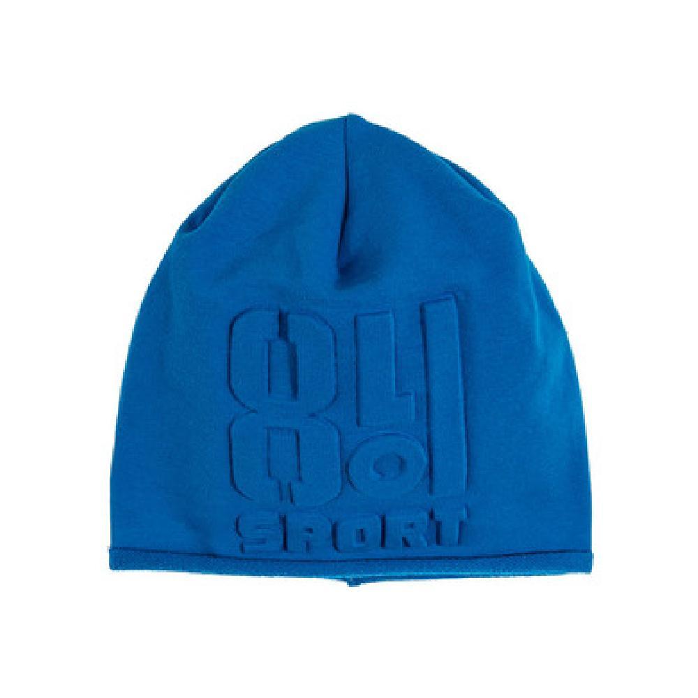 SM  Czapka chłopięca, niebieska, Sport шапка Голубой оптом